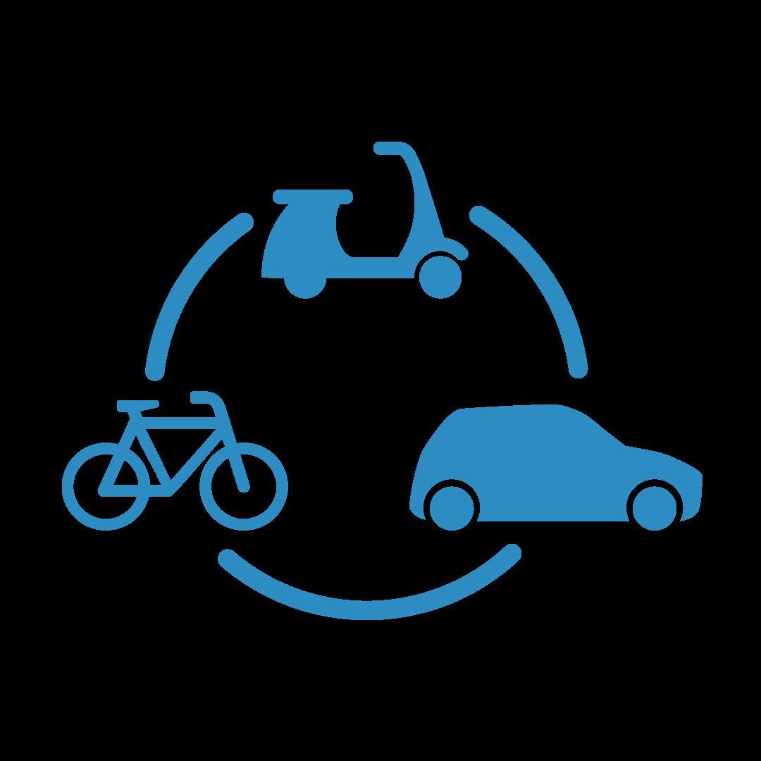 Geteilte Mobilität
