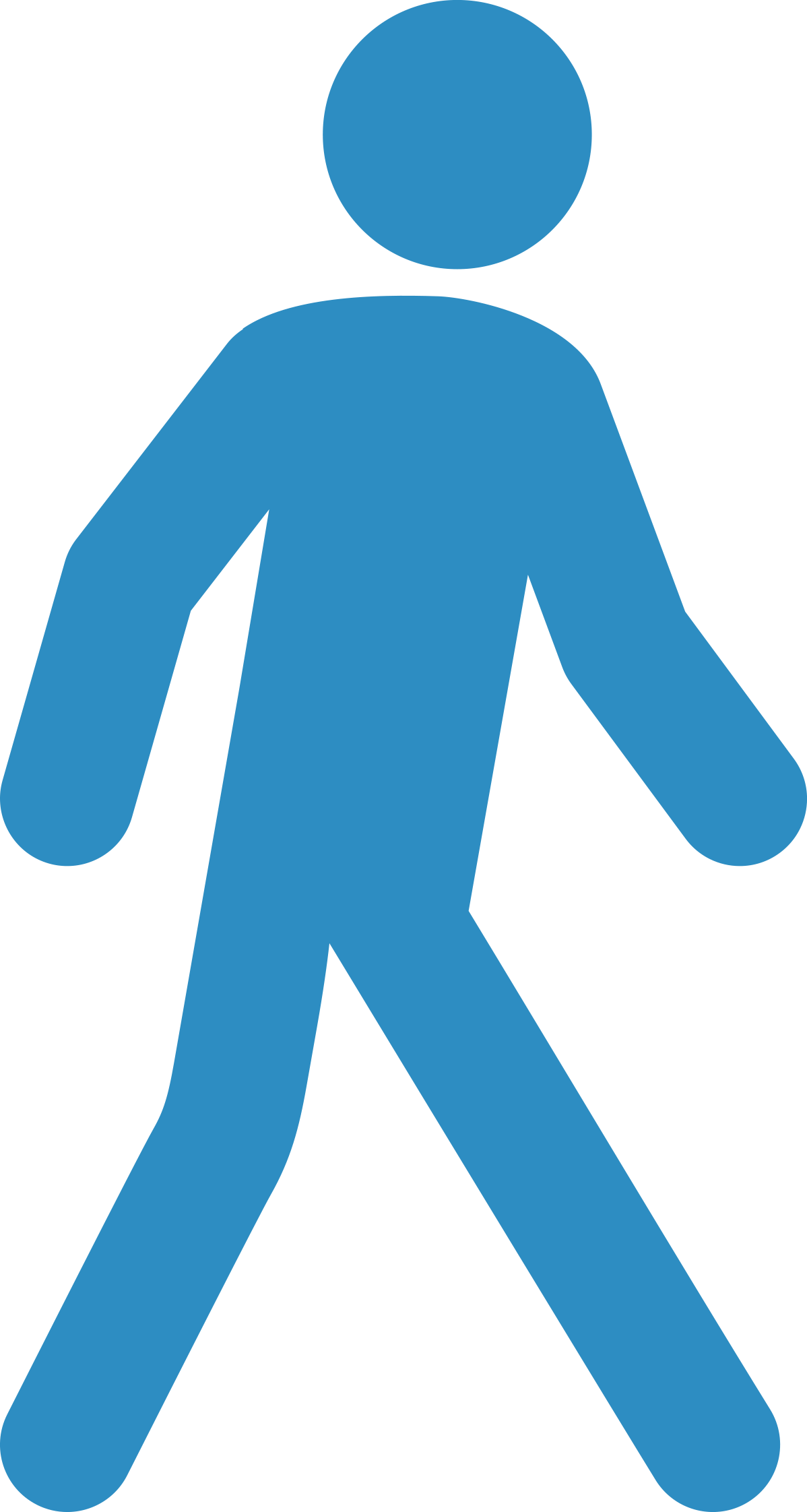Fußverkehr